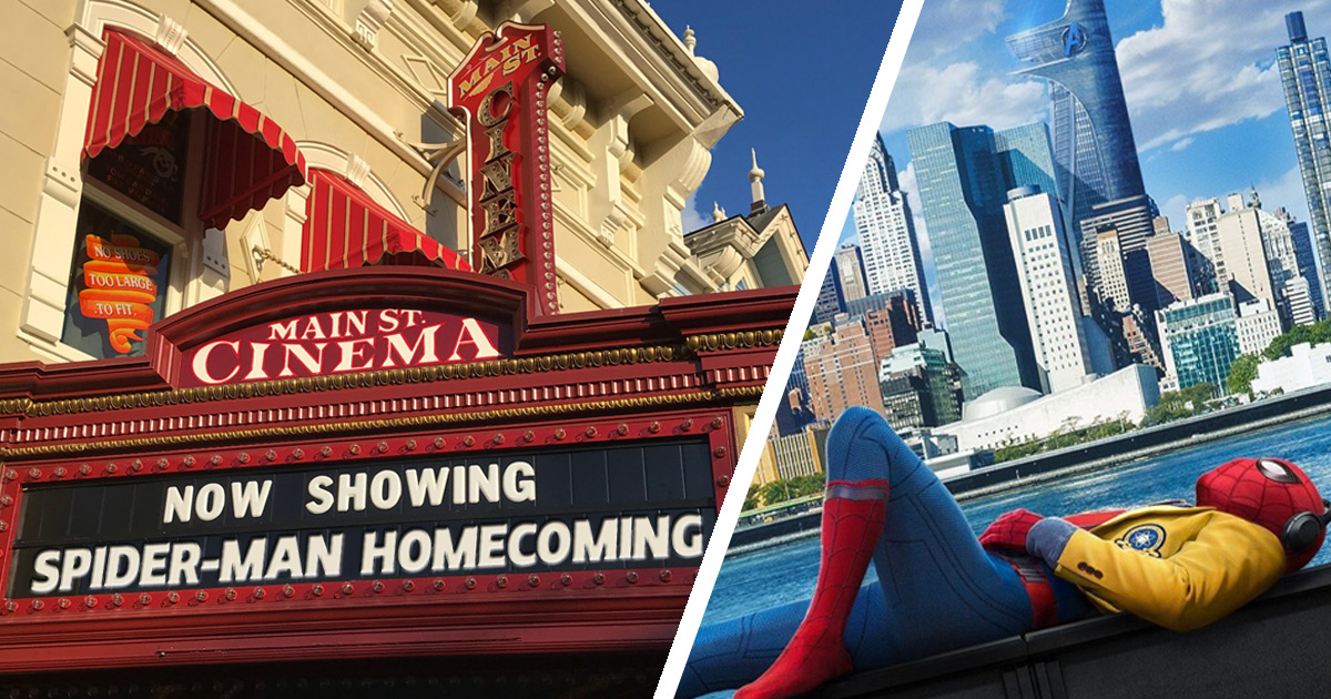 Main Street Cinema: Spider-Man Homecoming