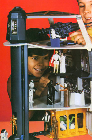 Kenner Star Wars Death Star playset