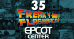 35 Freaky Flashbacks to Celebrate the Epcot 35th Anniversary