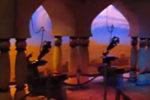 Aladdin's Magic Carpet VR game at DisneyQuest