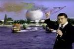 Regis Philbin describes Epcot's Skyleidoscope show