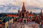Epcot Russia Pavilion concept art