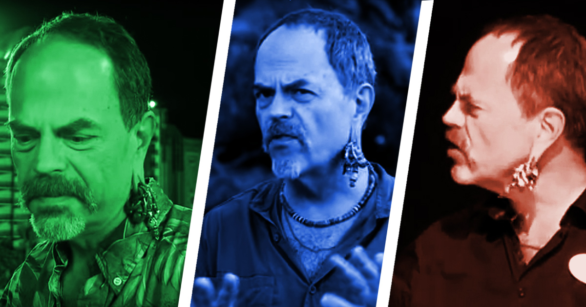 The Many Faces of Disney Imagineer Joe Rohde
