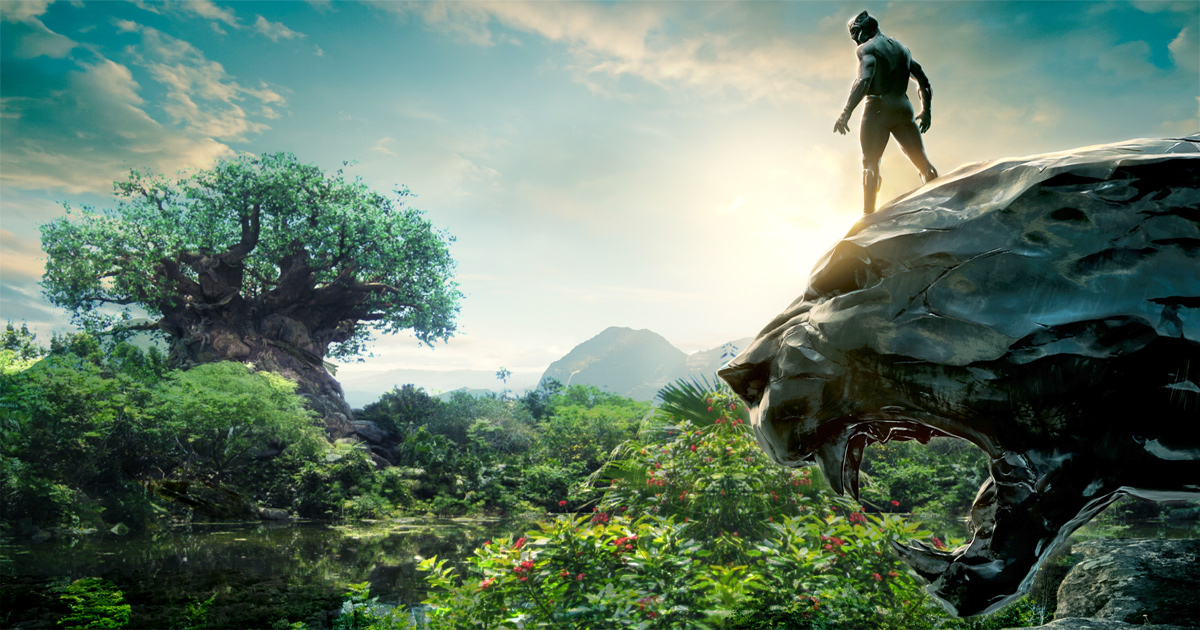 Disney's Animal Kingdom to unveal real life Wakanda, home of the Black Panther