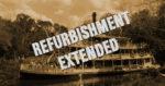 Liberty Belle Riverboat Refurbishment Deals Blow to WDW49 Challenge