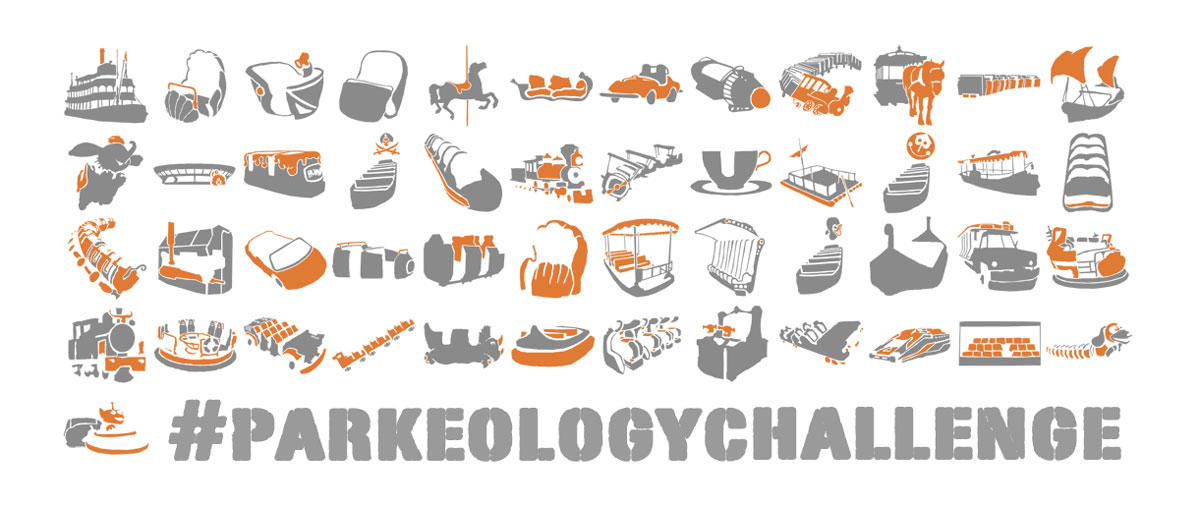 Parkeology Challenge Rides