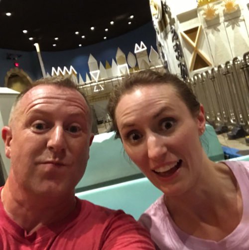 Oxygen Free its a small world without fastpass