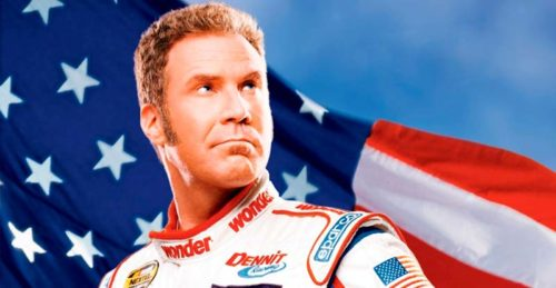 Ricky Bobby in Talladega Nights