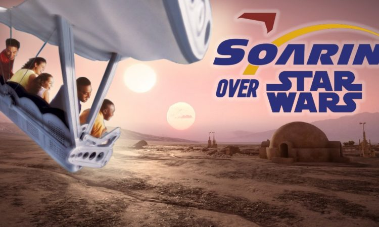 Soarin' Over Star Wars